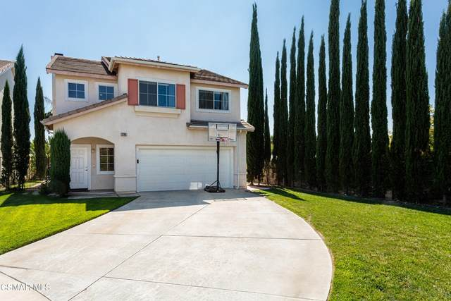 2705 Ophelia Court, Simi Valley, CA 93063 (#221005155) :: Blake Cory Home Selling Team