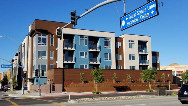 1008 Foster Square Lane #303, Foster City, CA 94404 (#ML81863401) :: The Miller Group
