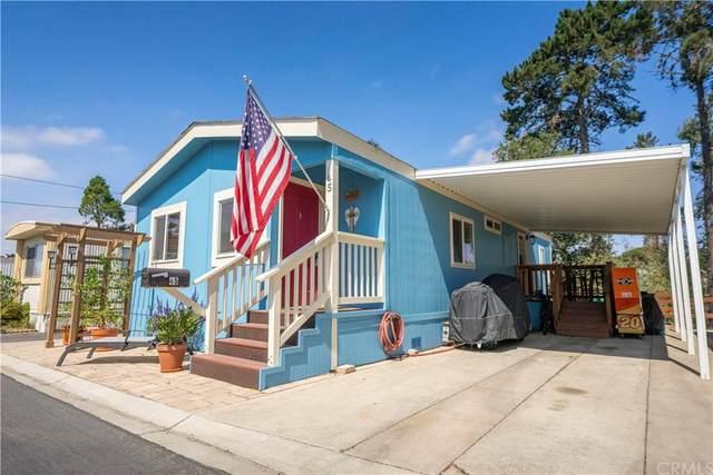 355 W Clark Avenue #45, Santa Maria, CA 93455 (#PI21206358) :: The Miller Group
