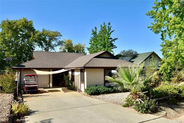 4971 Buck Tail Lane, Paso Robles, CA 93446 (MLS #NS21203832) :: Desert Area Homes For Sale