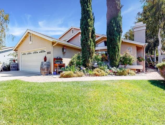 1055 Lily Lane, San Luis Obispo, CA 93401 (#SC21185999) :: Wendy Rich-Soto and Associates