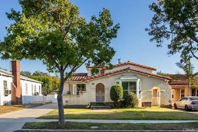 3508 W 83rd Street, Los Angeles (City), CA 90305 (#IV21206347) :: Corcoran Global Living