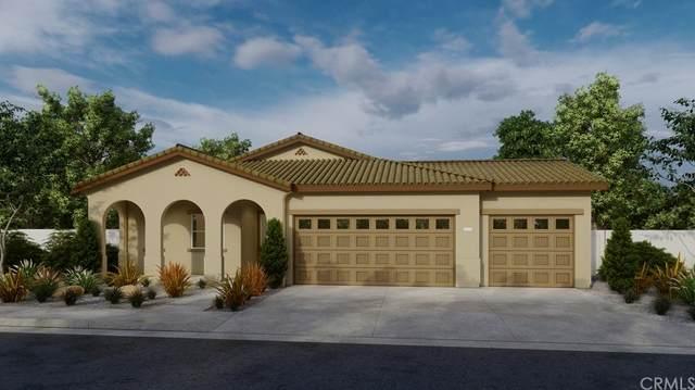 541 Montage Street, Hemet, CA 92543 (MLS #SW21206848) :: Desert Area Homes For Sale