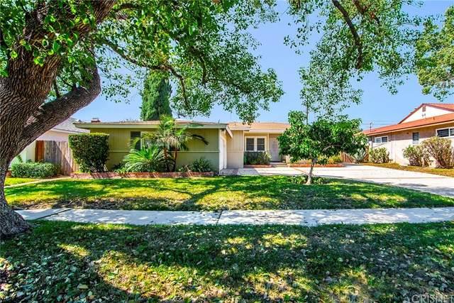 6507 Petit Avenue, Lake Balboa, CA 91406 (#SR21204418) :: Steele Canyon Realty