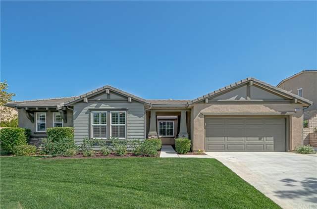 3830 Sienna Lane, Corona, CA 92882 (#IG21207033) :: Jett Real Estate Group