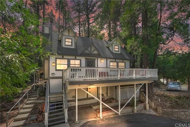 739 Forest Shade Road, Crestline, CA 92325 (#EV21193858) :: Zen Ziejewski and Team