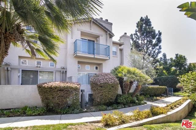 7805 Hannum Avenue, Culver City, CA 90230 (#21784964) :: Wendy Rich-Soto and Associates