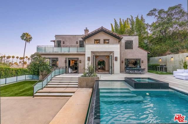 7801 Hillside Avenue, Los Angeles (City), CA 90046 (#21785668) :: TeamRobinson | RE/MAX One