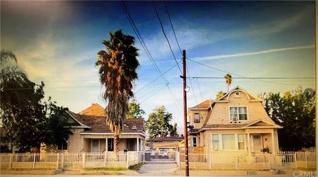 316 W 9th Street, San Bernardino, CA 92401 (#IV21205402) :: Zen Ziejewski and Team