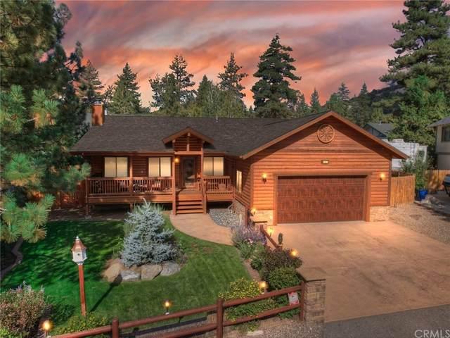 1107 Gold Mountain Drive, Big Bear, CA 92314 (#EV21207042) :: Jett Real Estate Group