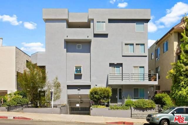 1222 N Kings Road #3, West Hollywood, CA 90069 (#21784352) :: Blake Cory Home Selling Team