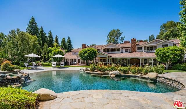 24733 Long Valley Road, Hidden Hills, CA 91302 (#21778624) :: RE/MAX Empire Properties