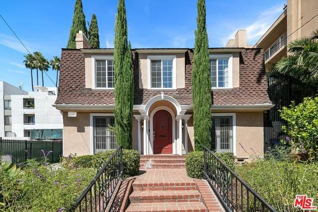 6551 Franklin Avenue, Los Angeles (City), CA 90028 (#21782604) :: TeamRobinson | RE/MAX One