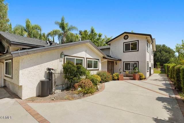 4754 Palm Drive, La Canada Flintridge, CA 91011 (#P1-6738) :: Compass