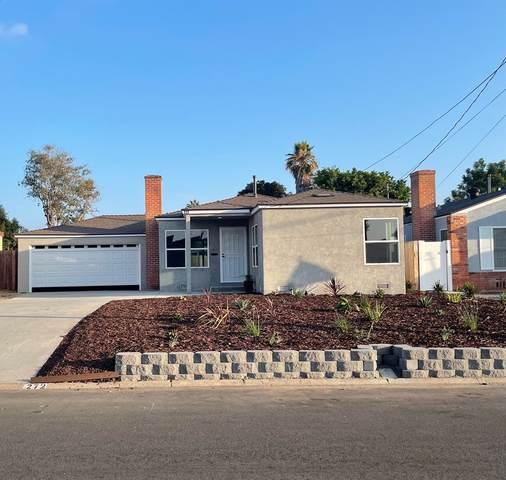 272 Shasta Street, Chula Vista, CA 91910 (#219067803DA) :: Steele Canyon Realty