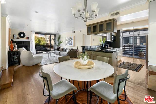 11706 Montana Avenue #105, Los Angeles (City), CA 90049 (#21785568) :: Wendy Rich-Soto and Associates