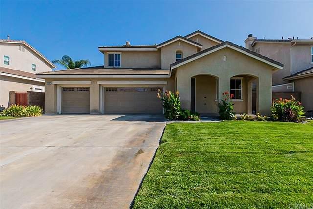 6506 Whitelily Street, Eastvale, CA 92880 (#IV21207135) :: Steele Canyon Realty