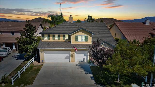 186 Goldenrod Avenue, Perris, CA 92570 (#SW21200136) :: Team Forss Realty Group