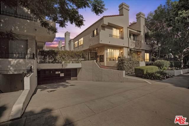 2417 34Th Street #18, Santa Monica, CA 90405 (#21784990) :: Blake Cory Home Selling Team