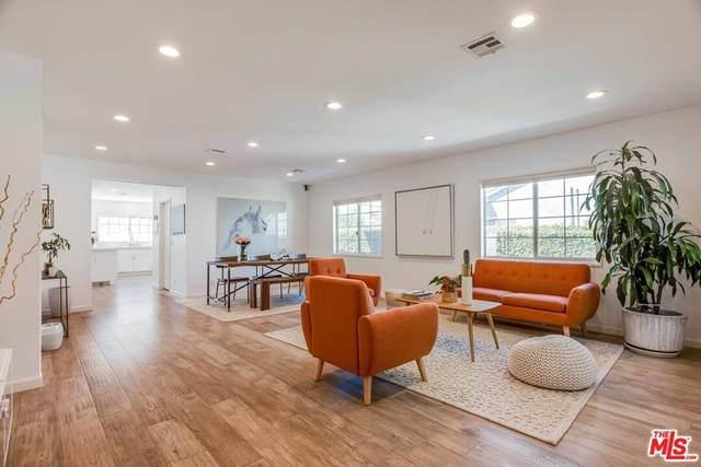 4903 Newcastle Avenue, Encino, CA 91316 (#21785534) :: Corcoran Global Living