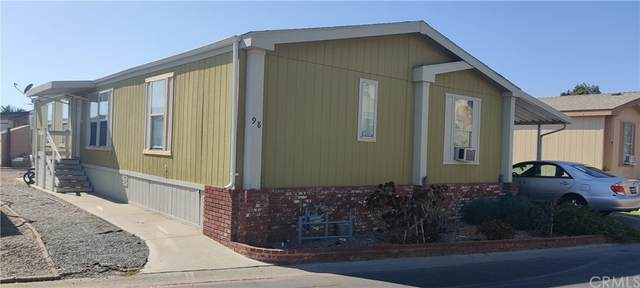 2300 S Lewis Street #98, Anaheim, CA 92802 (MLS #PW21207189) :: Desert Area Homes For Sale