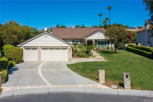 17 Country Meadow Road, Rolling Hills Estates, CA 90274 (#PV21204360) :: Steele Canyon Realty