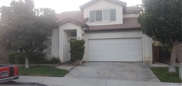 930 Eaglesnest Drive, Corona, CA 92879 (MLS #OC21207208) :: Desert Area Homes For Sale