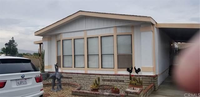 4080 Pedley #170, Jurupa Valley, CA 92509 (MLS #CV21206414) :: Desert Area Homes For Sale