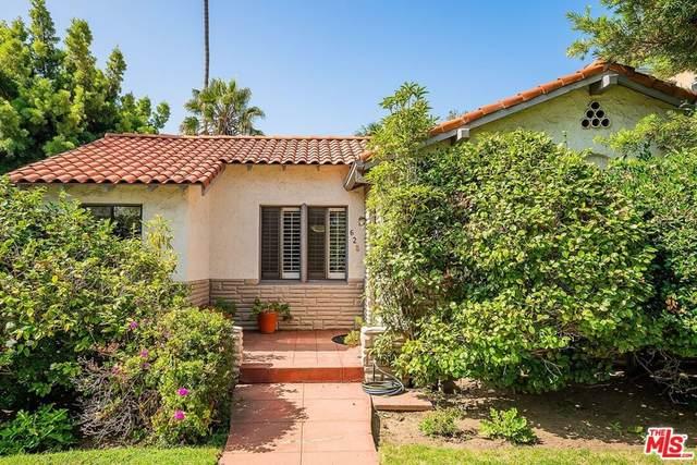 628 10Th Street, Santa Monica, CA 90402 (#21782068) :: Blake Cory Home Selling Team