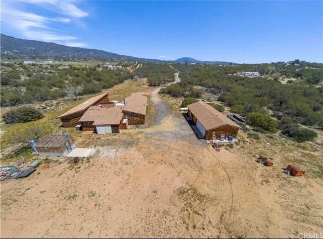 37575 Fischer Road, Anza, CA 92539 (MLS #SW21207146) :: Desert Area Homes For Sale