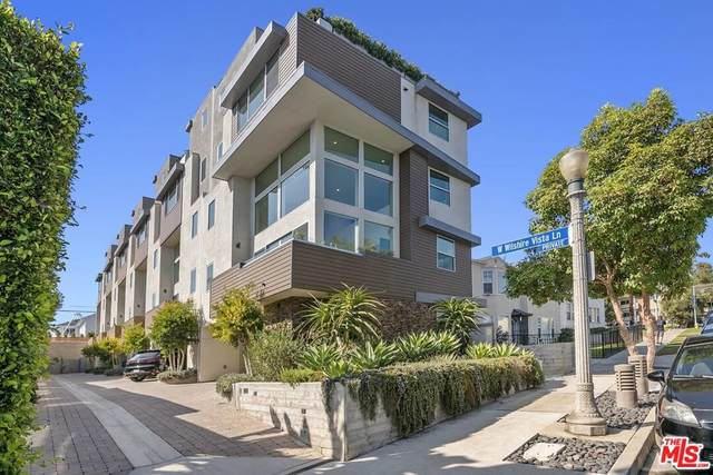 5401 W Wilshire Vista Lane, Los Angeles (City), CA 90019 (#21785542) :: Steele Canyon Realty