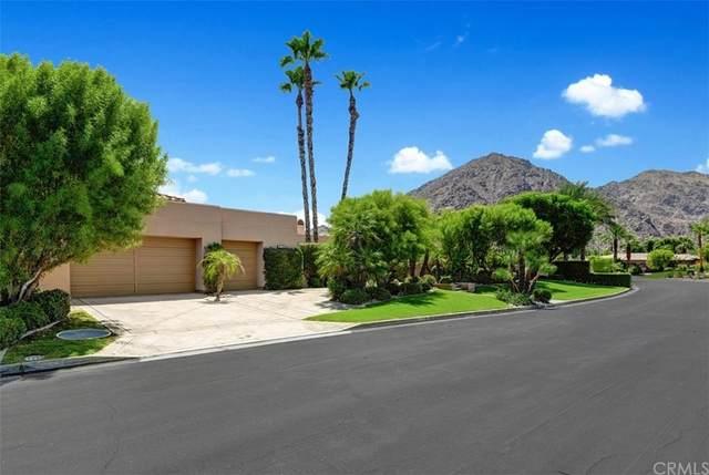 45766 W Via Villaggio, Indian Wells, CA 92210 (MLS #SW21206744) :: Brad Schmett Real Estate Group