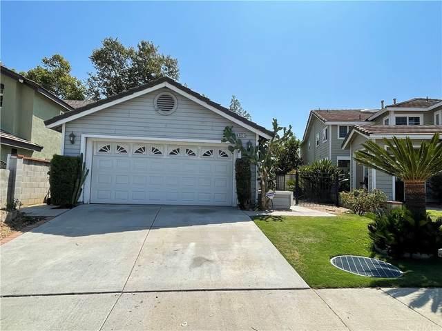 6035 Ridgegate Drive, Chino Hills, CA 91709 (#AR21207255) :: Steele Canyon Realty