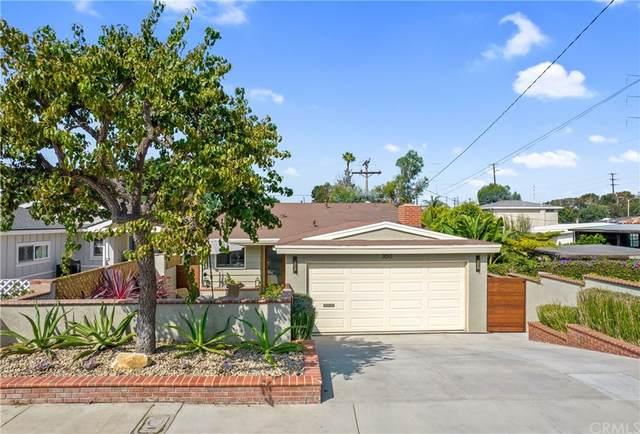 3613 N Poinsettia Avenue, Manhattan Beach, CA 90266 (#SB21207003) :: Corcoran Global Living