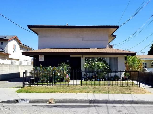 2546 Potrero Avenue, El Monte, CA 91733 (#P1-6742) :: Wendy Rich-Soto and Associates