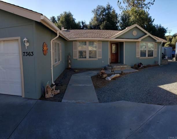 7363 Pine Valley, Pine Valley, CA 91962 (#PTP2106643) :: Robyn Icenhower & Associates