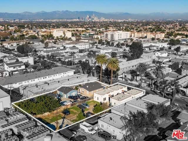 6315 - 6319 Brynhurst Avenue, Los Angeles (City), CA 90043 (#21785824) :: Wendy Rich-Soto and Associates