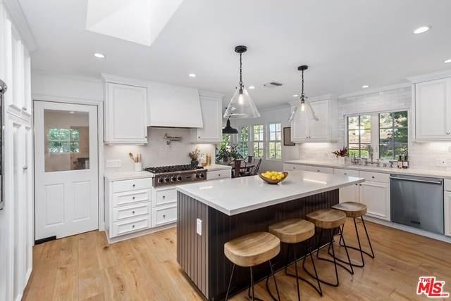 3353 Longridge Terrace, Sherman Oaks, CA 91423 (#21784754) :: Steele Canyon Realty