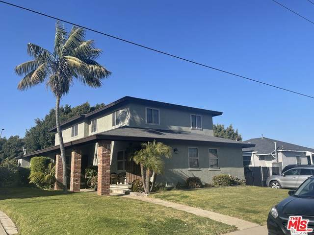 6509 W 86Th Place, Los Angeles (City), CA 90045 (#21785670) :: Steele Canyon Realty