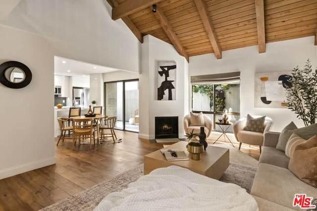 1044 20Th Street J, Santa Monica, CA 90403 (#21785820) :: Blake Cory Home Selling Team