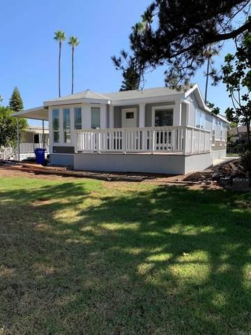 1219 E Barham Dr #96, San Marcos, CA 92078 (#NDP2110908) :: Steele Canyon Realty
