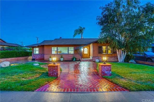 248 E 4th Street, San Dimas, CA 91773 (#CV21202648) :: Corcoran Global Living