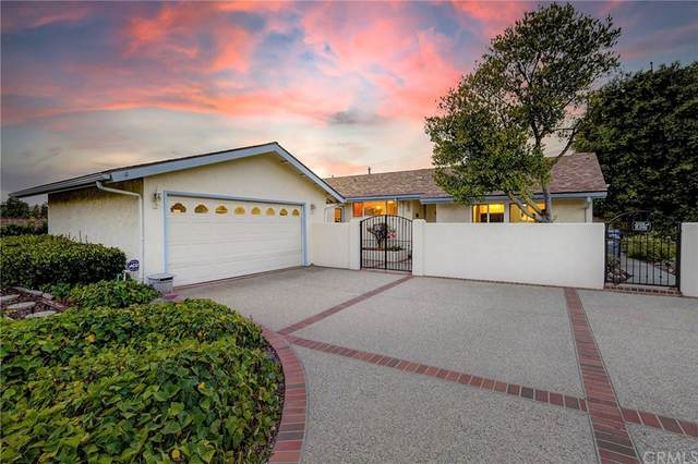27109 Grayslake Road, Rancho Palos Verdes, CA 90275 (#PV21206397) :: Frank Kenny Real Estate Team