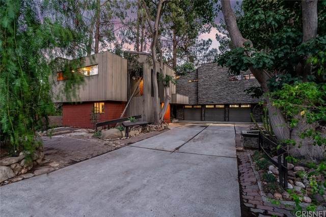 124 Stagecoach Road, Bell Canyon, CA 91307 (#SR21207377) :: Corcoran Global Living