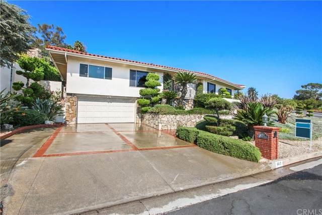 6617 Via Siena, Rancho Palos Verdes, CA 90275 (#OC21207169) :: Frank Kenny Real Estate Team