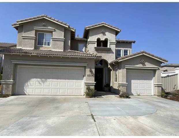 32224 Corte Mataro, Temecula, CA 92592 (#SW21207386) :: Steele Canyon Realty