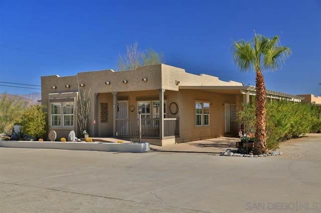 330 Palm Canyon Dr #9, Borrego Springs, CA 92004 (#210026684) :: Zen Ziejewski and Team