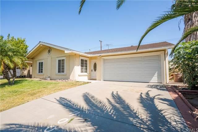 4004 S Sentous Avenue, West Covina, CA 91792 (#CV21204492) :: Steele Canyon Realty