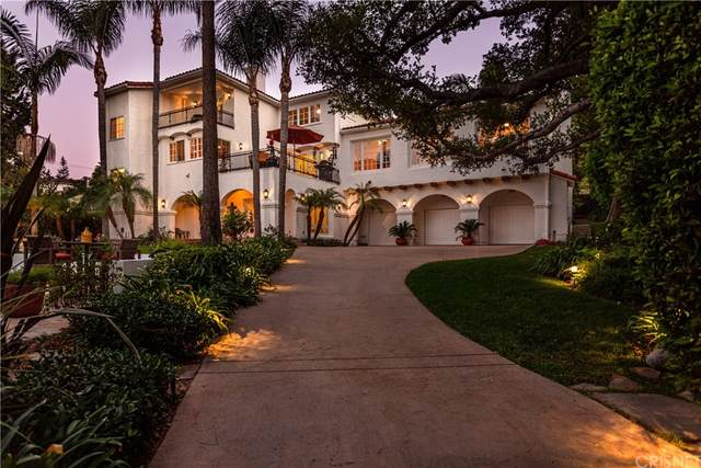 14285 Valley Vista Boulevard, Sherman Oaks, CA 91423 (#SR21207339) :: Steele Canyon Realty