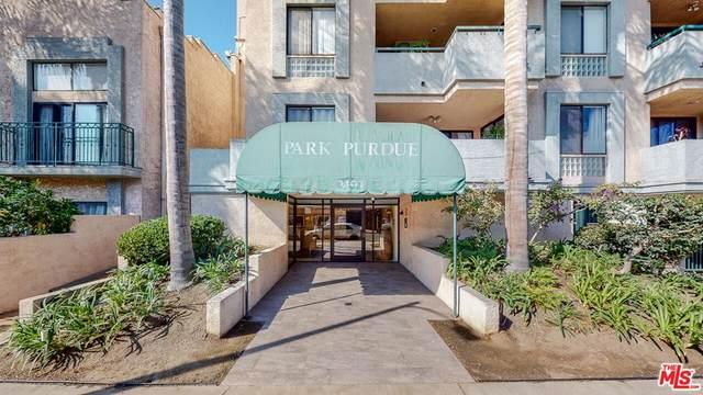 2491 Purdue Avenue #317, Los Angeles (City), CA 90064 (#21785144) :: Corcoran Global Living